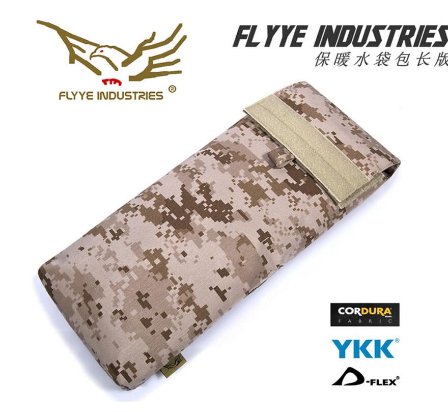 FLYYE MOLLE Thermo Hydration Backpack CORDURA Multicam AOR Wargame Airsoft Hunting Tactical Military Law Enforceme Camp HN-H013 защитная одежда flyye airsoft 1000d cordura fy vt m031