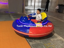 hot sale Battery coin operated inflatable bumper car for shopping mall