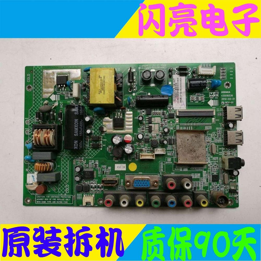 Main Board Power Board Circuit Logic Board Constant Current Board Led 32f3300ce Motherboard 35016536 Screen 26yt In Short Supply Audio & Video Replacement Parts Consumer Electronics