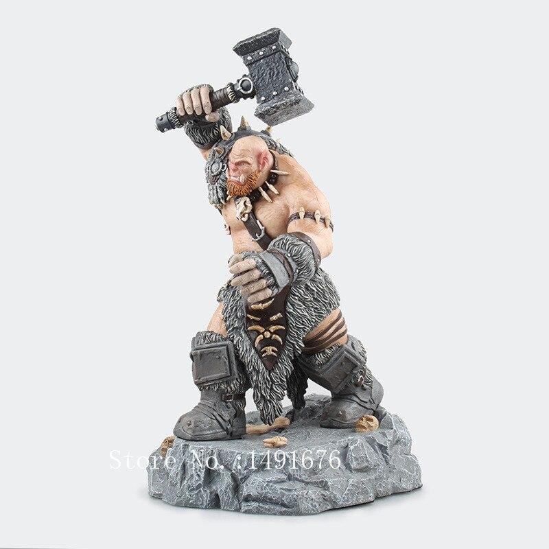 Online Game Wow Ogrim Doomhammer PVC Action Figure 30 CM Hoge Chinese Versie Verjaardagscadeau-in Actie- & Speelgoedfiguren van Speelgoed & Hobbies op  Groep 2