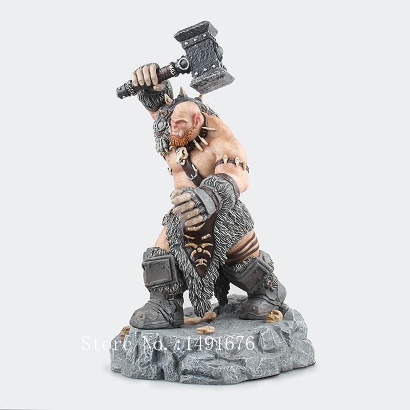 Online Spiel Wow Ogrim Doomhammer PVC Action Figur 30 CM Hohen Chinesischen Version Geburtstag Geschenk-in Action & Spielfiguren aus Spielzeug und Hobbys bei  Gruppe 2