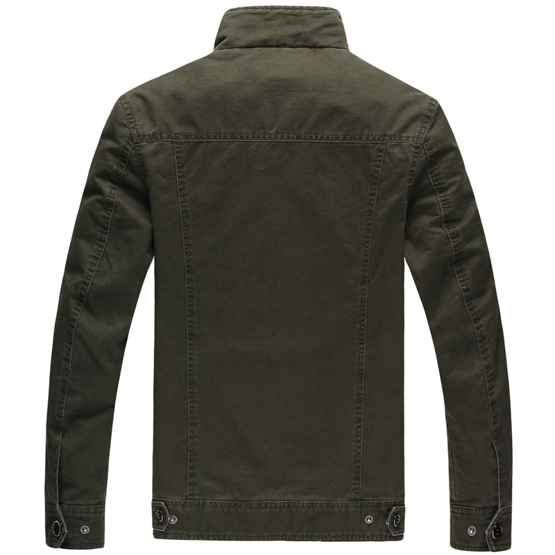 Military Jacket Men Military Style jakid meestele Meeste armee jakid - Meeste riided - Foto 2