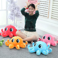 Hot Selling 20inch Down Periscope 5 Colors Starfish Octopus Plush Toys Dolls For Girls Birthday Gift