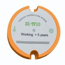 Sensor sem fio do sensor 868/915/433mhz rf do termômetro do registador de dados da temperatura monitor de temperatura do transmissor