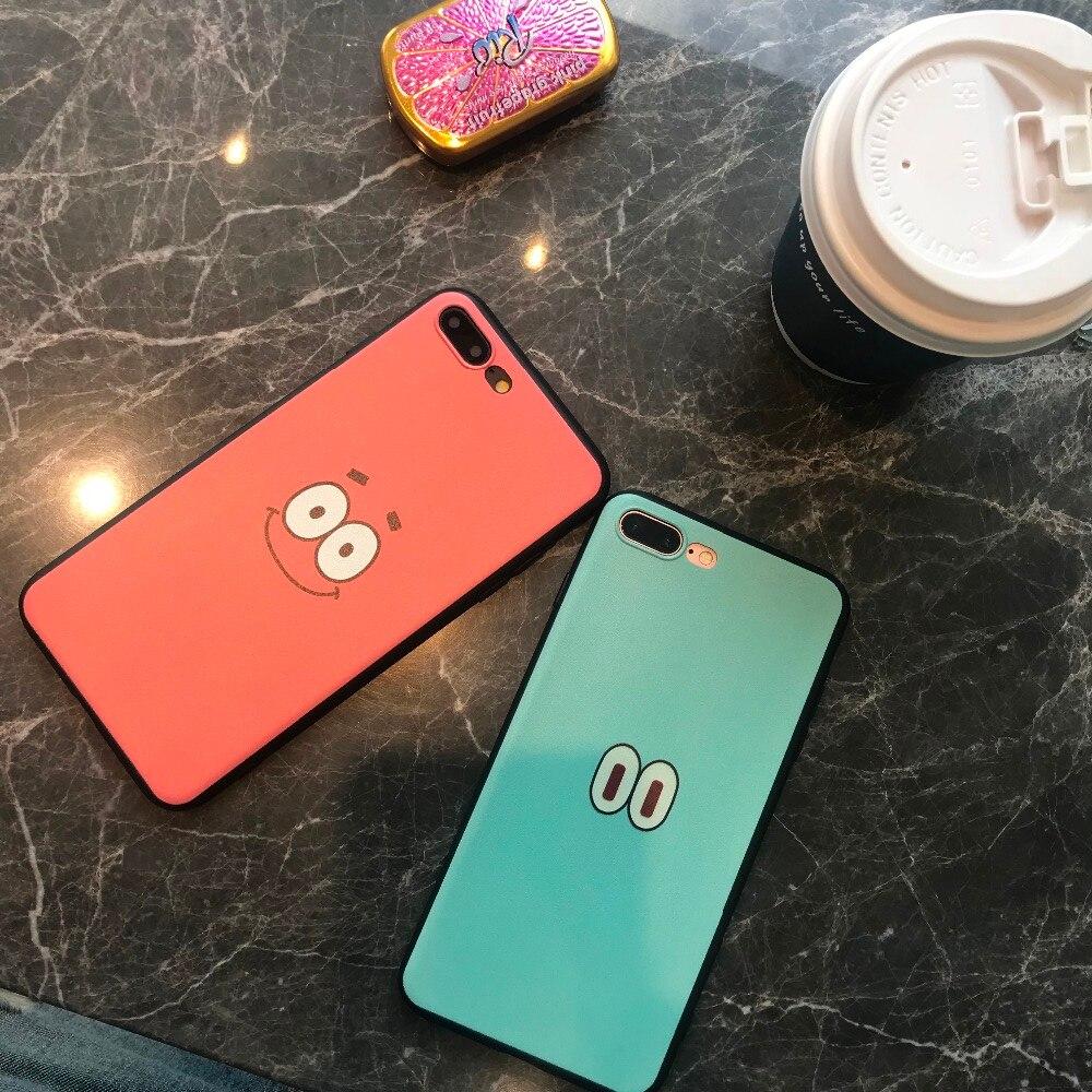 MA The Cartoon Eyes Phone Case For Huawei P8 lite 2017 P9 P10 P20 Lite Plus Nova Honor 6C 6A 6X Honor 8 Honor 9 Mate 10 lite