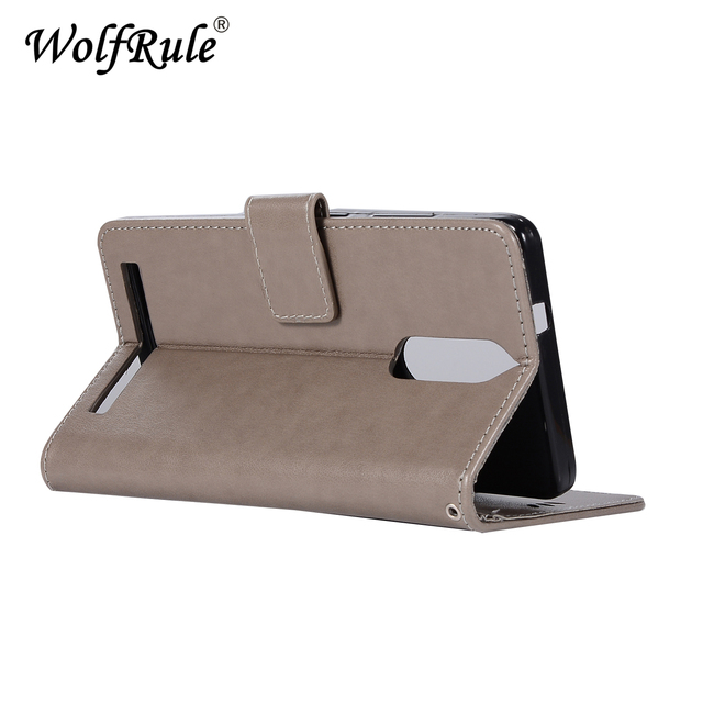 For Cover Lenovo K5 Note Case Flip Leather Case for Lenovo K5 Note Stylish Soft Phone Bag Cover Wallet Case For Lenovo K5 Note