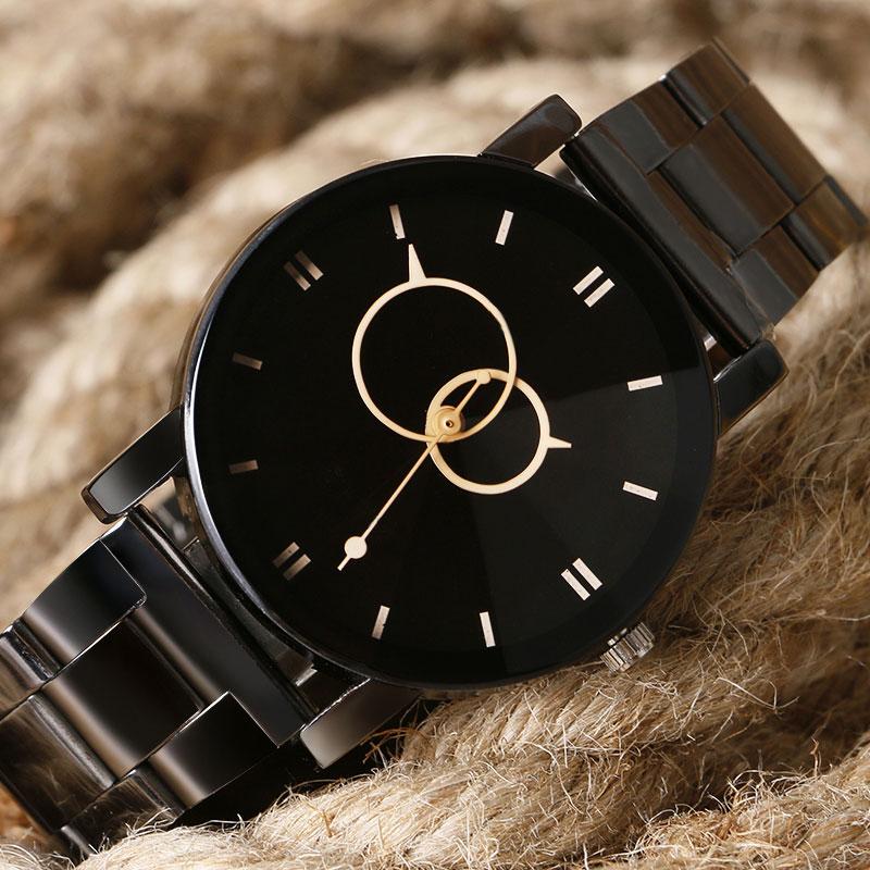Lindo Manos Especiales Reloj de Pulsera Mujeres Hombres Reloj de - Relojes para hombres