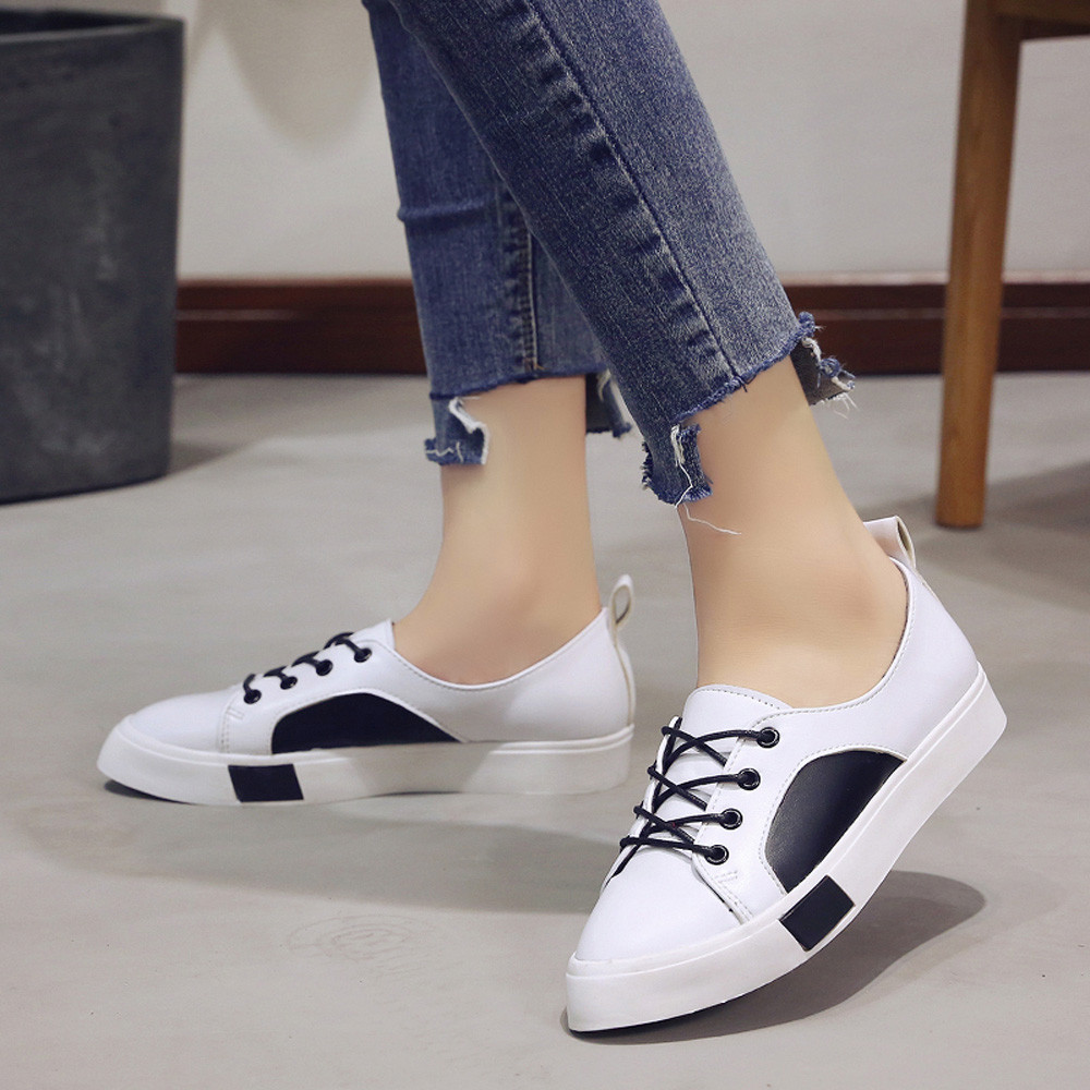 Sagace summer autumn Pointed Toe shoes woman women flat shoes leather ballet flats women zapatos de mujer JL 26 women pointed toe flats 2016 casual shoes female graffiti ballet flats mujer zapatos footwear for woman