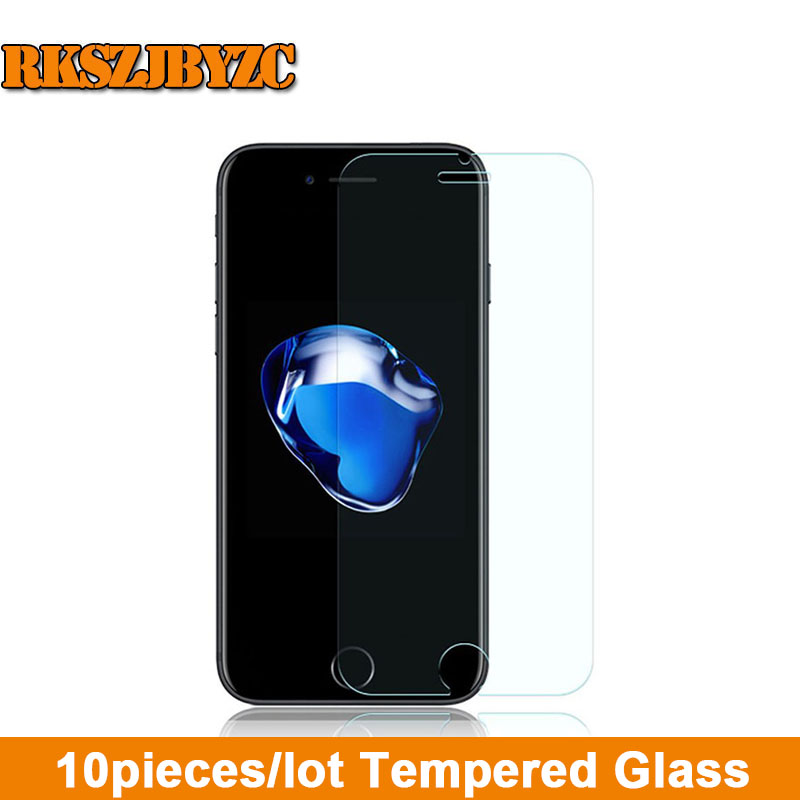 pieces lot  mm d Premium Tempered Glass Screen Protector for iPhone