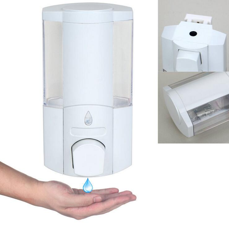 Decorate Hotel Rooms with Wall Mounted Soap Dispensers