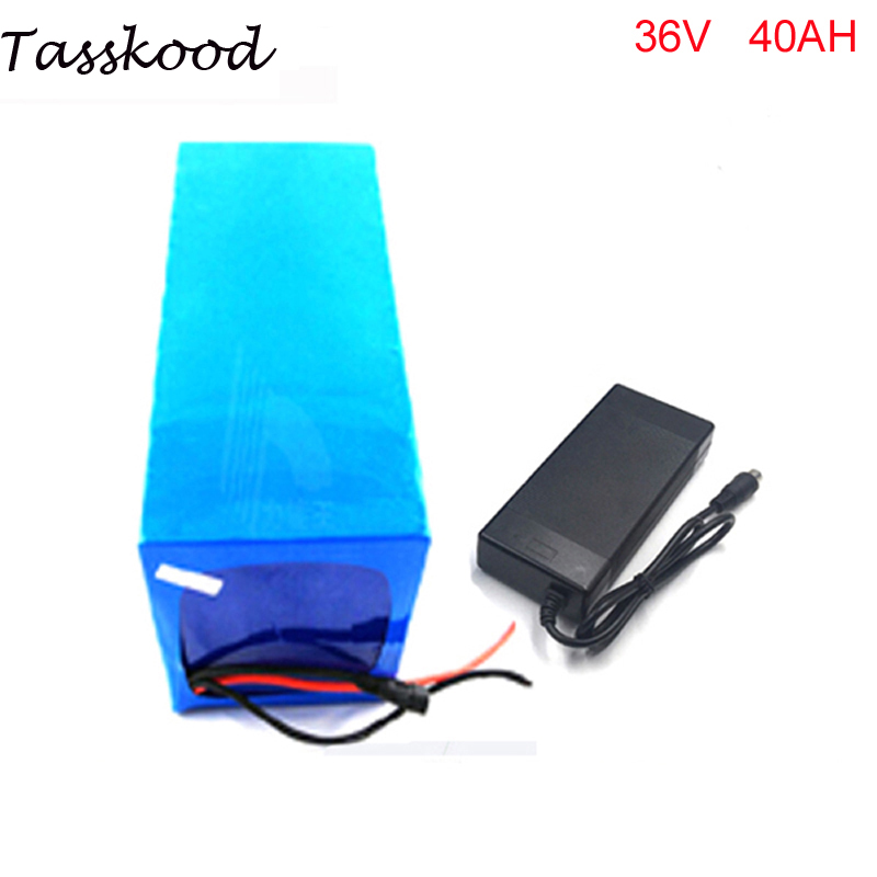 Hoverboard 18650 rechargeable battery 36v 40Ah solar battery for electric bike with free BMS 36v 40ah car batteries liitokala battery pack 36v 6ah 10s3p 18650 battery rechargeable bicycle modified electric vehicle with protective plate pcb