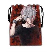 Tokyo Ghoul drawstring bags for mobile phone tablet jewelry Christmas Gift