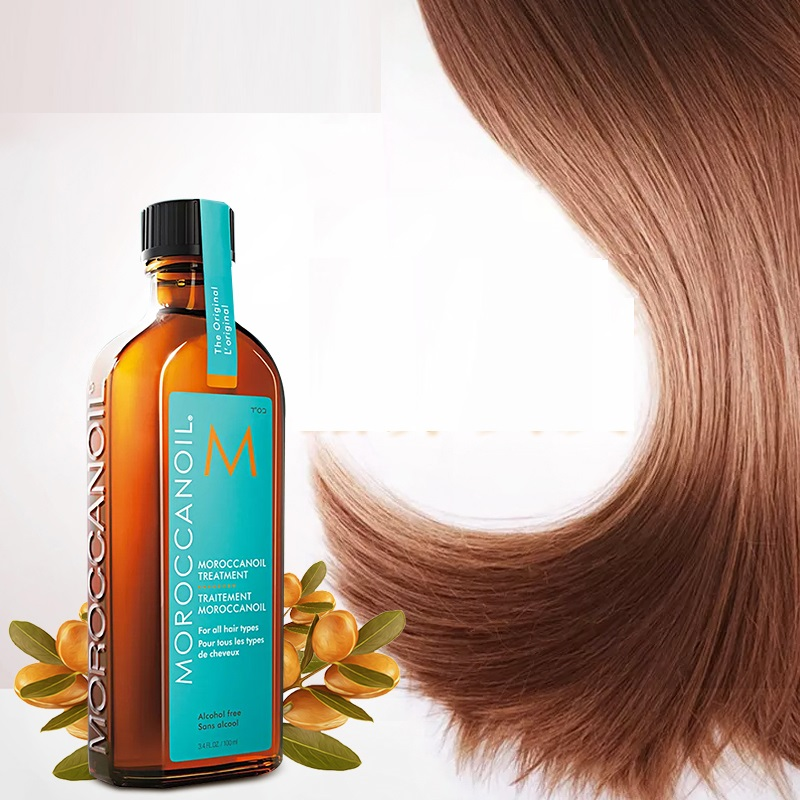 Original Moroccan-Oil Treatment for All Hair Types Argan Oil Conditioner Leave Hair Smooth Nourished Silky Shiny Healthy HairOriginal Moroccan-Oil Treatment for All Hair Types Argan Oil Conditioner Leave Hair Smooth Nourished Silky Shiny Healthy Hair