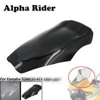 96 01 For Yamaha TDM 850 4TX Motorcycle Raised 20CM Higher Taller Windshield Windscreen ABS Wind Deflector TDM850 1996 2001