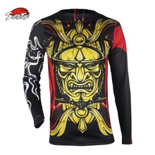 SUOTF Golden Japanese Warrior Spray mma clothing jaco Fitness Fighting Fierce Boxing Sweatshirt Boxing jerseys short