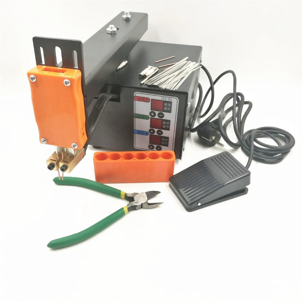 Battery Spot Welder 3KW High Power 18650 Spot Welding Machine Lithium Batteries Pack Nickel Strip Welding Precision Pulse Welder