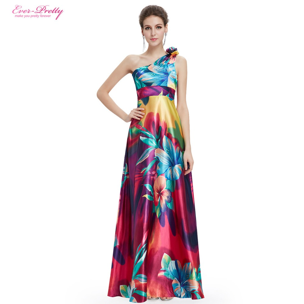 Discount Free Shipping Cwds078 One Shoulder With: Evening Dress Sleeveless Red Ever Pretty HE09623 One