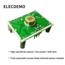 цены на HC-SR501 Human Body Infrared Sensor Module Pyroelectric Infrared Sensor Head Arduino  в интернет-магазинах