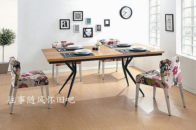 Tavolo Da Pranzo Industriale : Mobili in stile country americano tavolo da pranzo nordic ex loft