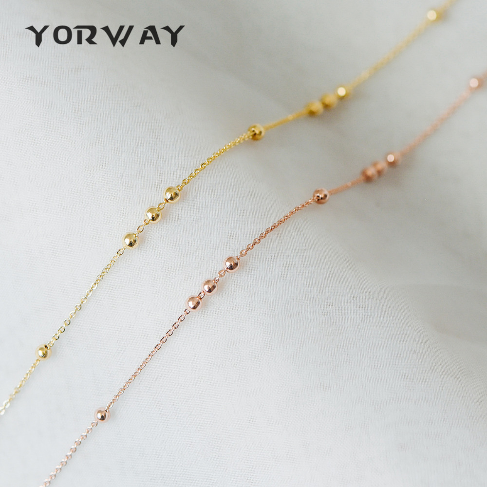 ROSE GOLD Plated Oval Link Chain Bracelets Jewellery Making Findings lady-muck1