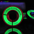 New Fashion Style Luminous Ignition Switch Cover For Skoda Octavia A5 A7 Fabia Superb Rapid Yeti Car styling