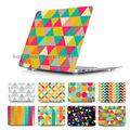 Unique Fashion Plaid Cover Case for Apple MacBook Pro Retina 13 15 New Mac book Air 11 12 13.3 inch Hard Shell Protective Cases