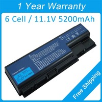 Laptop battery 6 cell for acer Aspire 5930 5920 5935 5940 6530 6920 6930 6935 8730Z 7730G AS07B42 BT.00603.042 BT.00804.020