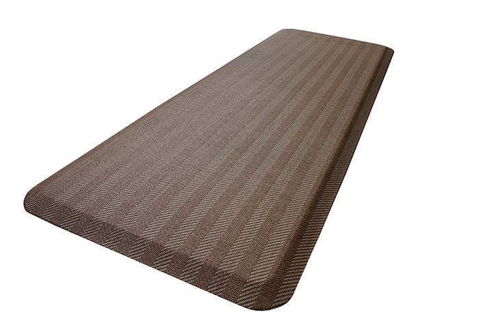 Hospital Grade Bedside Medical Anti Fatigue Mats 24x70inch Thickness 1inch For Doctor, Nurses, Arthritis Patience And Eldely