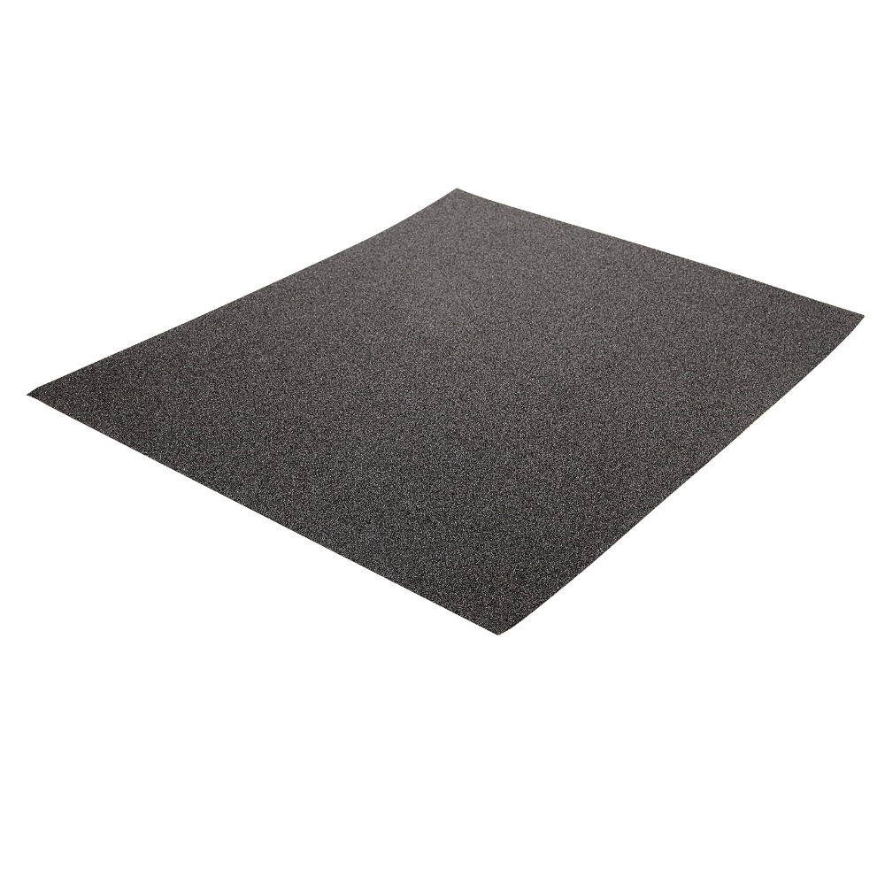 "4 Sheets RMC CP34 Sandpaper Waterproof Sand Paper 60Grit 9""x11"" Wet/Dry Silicon Carbide"