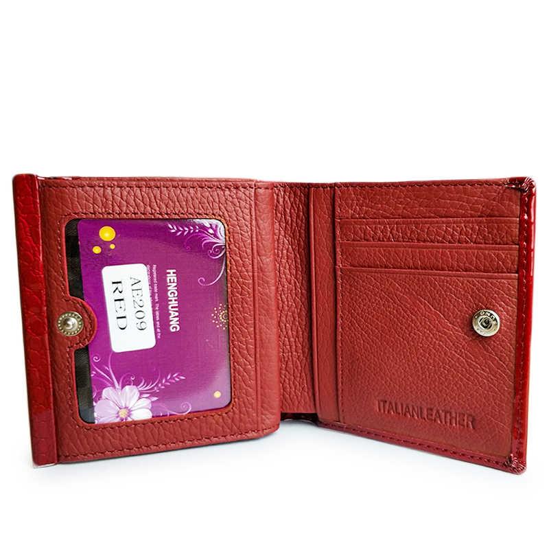 914e2196f3ef ... HH тонкий кожаный Для женщин кошельки мини кошелек Для женщин Короткие  сцепления роскошные женские портмоне кошельки ...