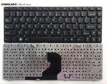 цена на US English Laptop Keyboard For Lenovo Z460 Z460A Z465A Black without frame keyboard US Layout