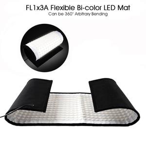 Image 4 - SAMTIAN FL 3090A Flexible LED Video Light Photo Studio Photography Light Dimmable 3200K 5500K For Photography Photo Shoot