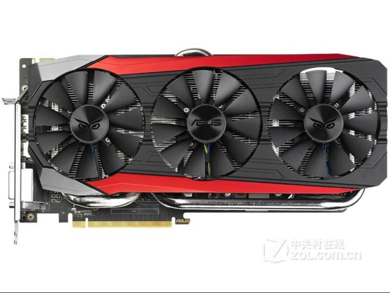 ASUS original GTX980TI 4G graphics card used 90%new image