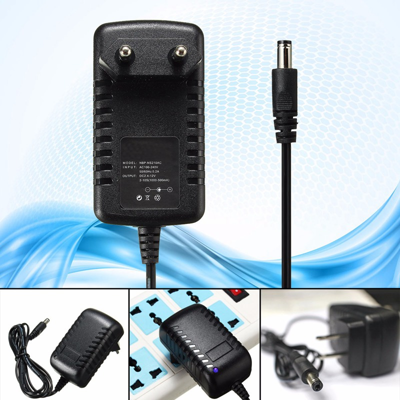 Ni-MH Ni-Cd Battery Charger Auto for 2.4V 3.6V 4.8V 6V 7.2V 8.4V 9.6V 10.8V 12V 7 Product Ratings ratings