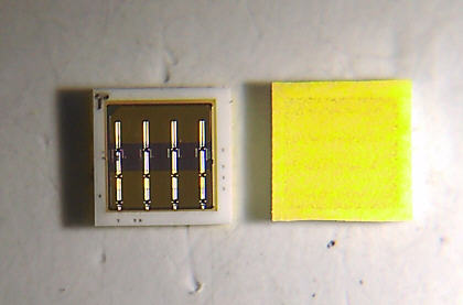 Led Lampen Direct : Pcs lot w small size csp led lamp for v direct type