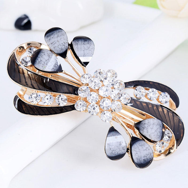 Back To Search Resultsjewelry & Accessories Punctual High Qualit Hair Clip Girl Vintage Hairpin Princess Women Hair Accessories Barrettes Accessorizes Para El Pelo Hairpins Ch3002