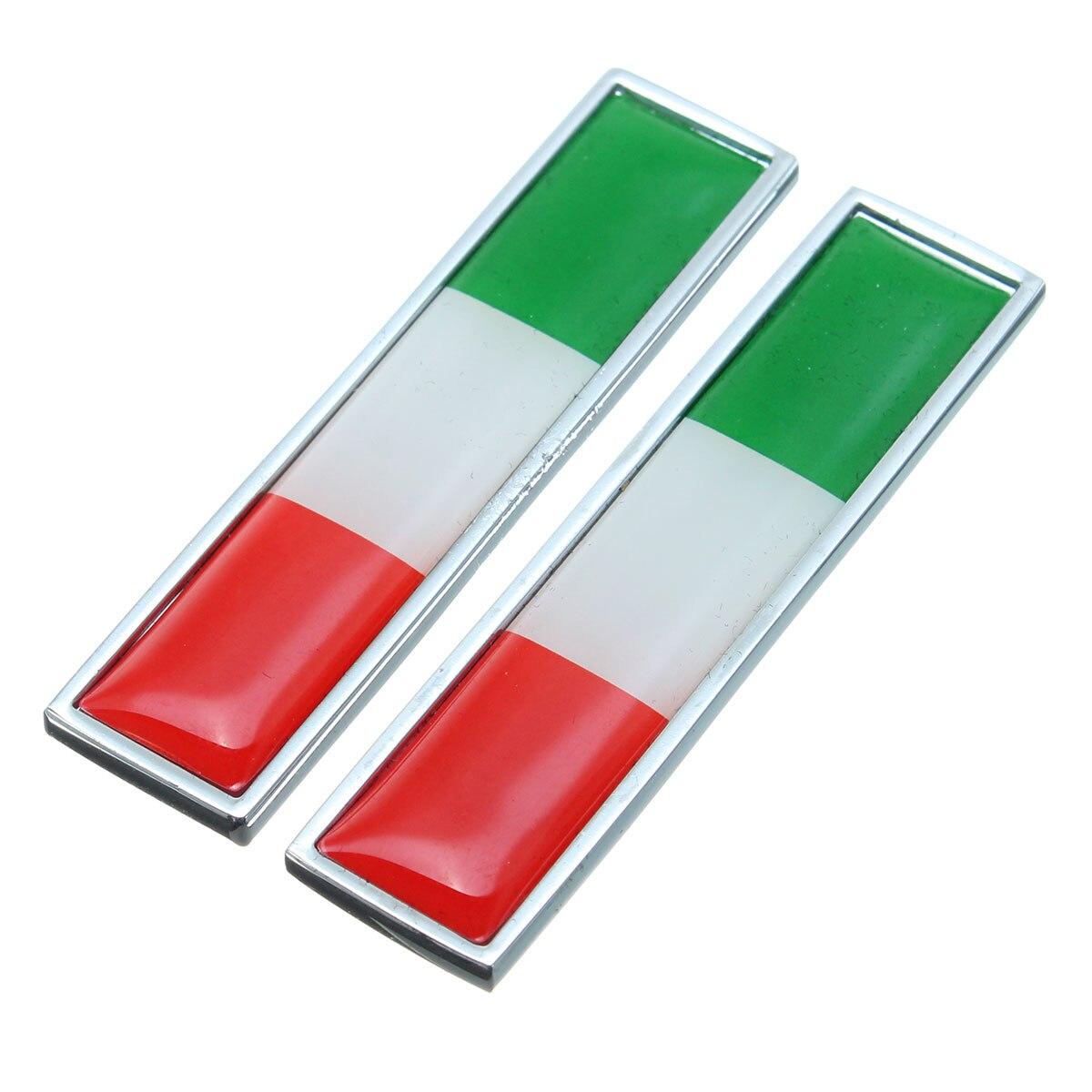 Achetez En Gros Italie Drapeau De Voiture En Ligne 224 Des