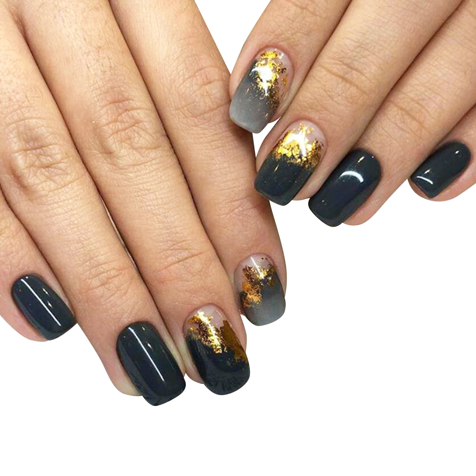 0.2g Holographic Glitter Powder Nail Art Mirror Firework Sequins Gold Silver Pillette Irregular Flakes Nails Decor LYCB0102 (5)