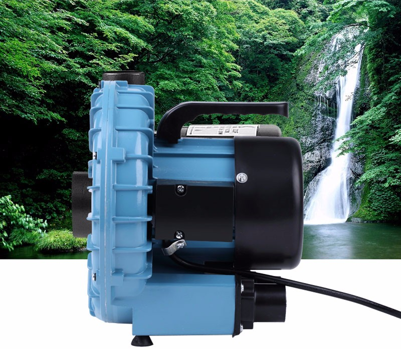 250w Aquarium Seafood Pond Culture Blower Fish tank high power air pump oxygen machine free shipping new 220v ylj 500 500l h 8w submersible water pump aquarium fountain fish tank power saving copper wire
