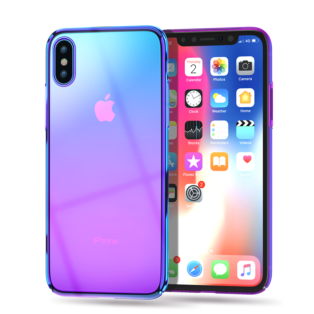 apple leder case iphone xs