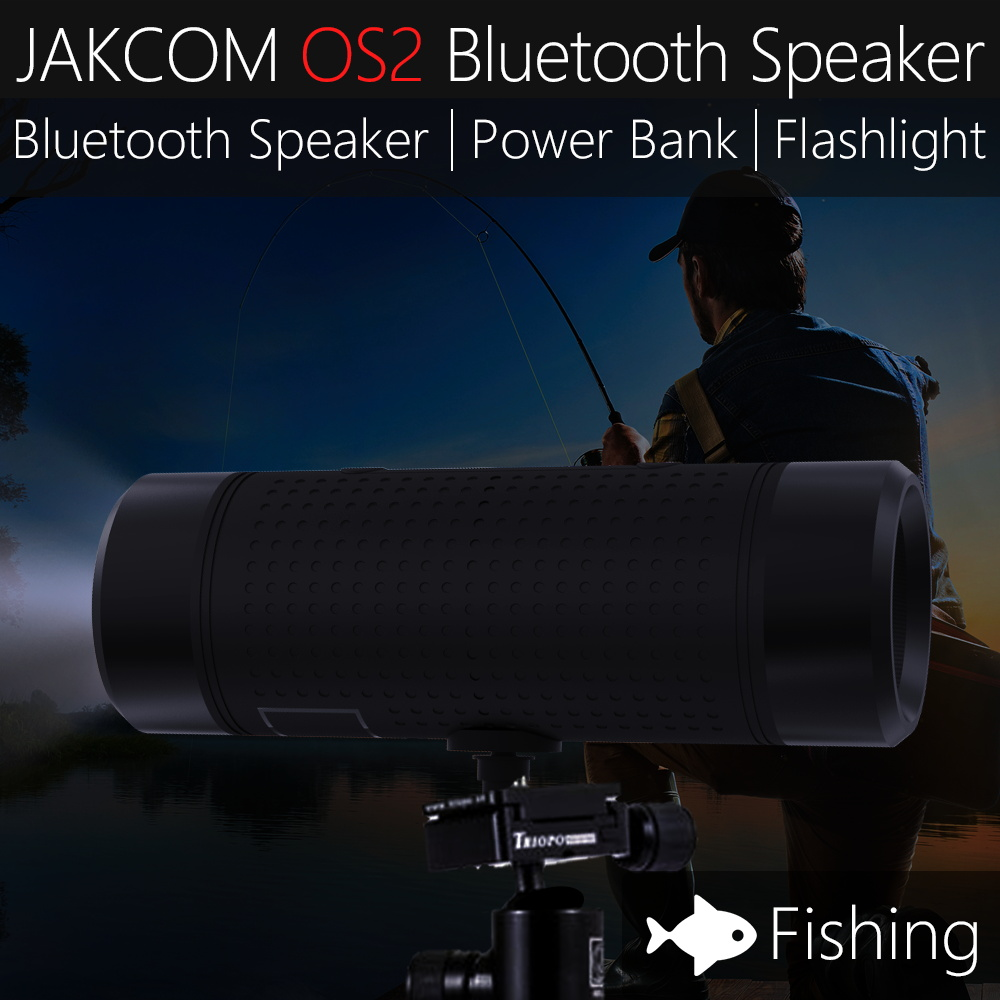 Jakcom OS2 Outdoor Bluetooth Speaker Wireless Subwoofer Stereo Speaker MP3 Music Player Support TF Card FM Radio Handsfree Power remote control charging helicopter