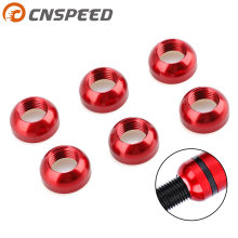Motorcycle Screw Caps For m14x1.5 Ball Seat Wheel Bolts 7075-t6 Forged Aluminum Alloy Wheel Nut Cover Jdm Accessories(China)