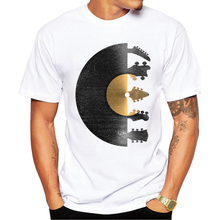 Vinyl Musical Instrument t-shirt