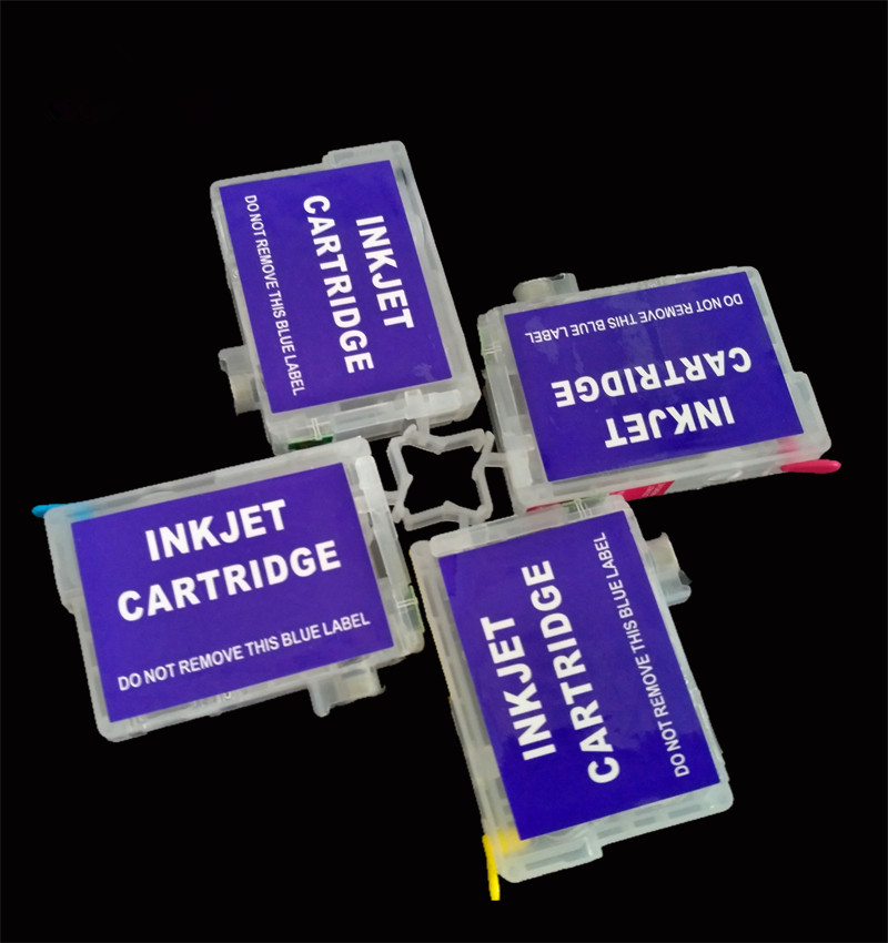 T2001 T2004 Empty Refillable Ink Cartridge For Epson