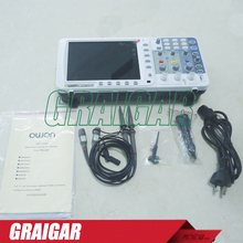 Cheapest prices SDS9302 OWON Portable digital oscilloscope  300MHz bandwidth, 3.2GS/s sample rate, 2+1channels, 8″ color LCD disply
