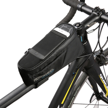 ФОТО roswheel 1.5l multifunction nylon bike seat bag bicycle pannier rear seat trunk bag cyling carrier tube bags bicycle accessories