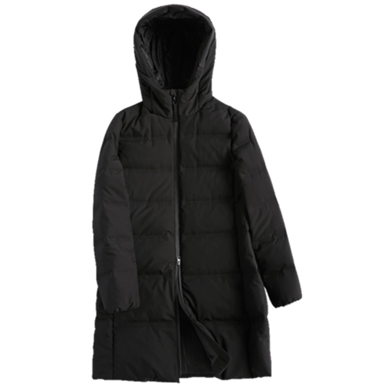 New fashion hooded thickening warm winter   down     coat   outerwear women casual   down   jackets augt0334