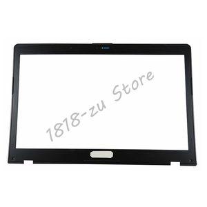 Image 2 - YALUZU غطاء جديد لشركة آسوس N76 N76VM LCD الجبهة الحافة غطاء B شل 13GNAL1AP010 1 الأسود