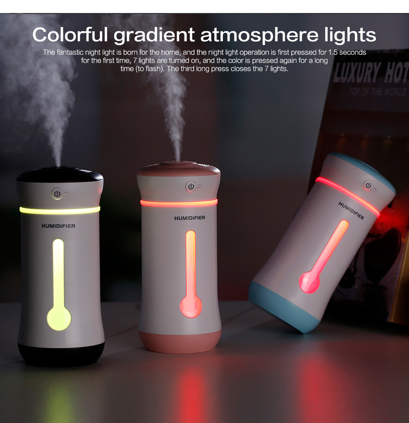 car air humidifier diffuser