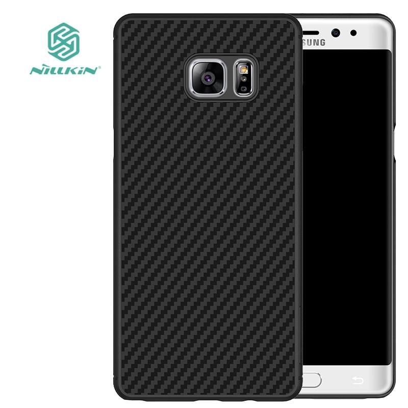 <font><b>for</b></font> <font><b>Samsung</b></font> Galaxy Note FE <font><b>Fan</b></font> Edition Case Nillkin Synthetic Fiber Hard Back Cover Case <font><b>Phone</b></font> Case <font><b>for</b></font> <font><b>Samsung</b></font> Note 7 5.7&#8243; Capa